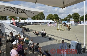 Talenter og topheste til CSI3* i august