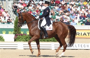 World Dressage Masters er startet