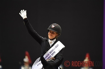 FEI-kommentators World Cup-højdepunkter