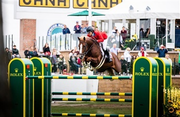 Beezie jagter nu Rolex Grand Slam (video)