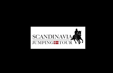 Test unghesten ved Scandinavia Jumping Tour