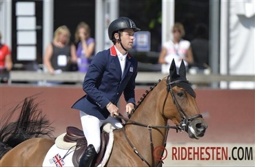 Scott Brash vandt Grand Prix i Olympia