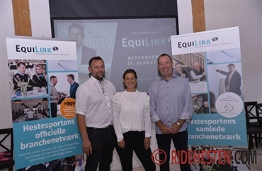 EquiLink stafetten går videre (video)