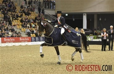 De rider World Cup for Danmark