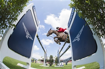 Longines ny sponsor for Nations Cup
