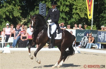 Daniel og Don O i international Grand Prix-placering
