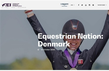 FEI holder luppen over dansk ridesport