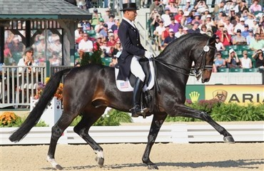 Steffen Peters Ravel i topform ved WDM