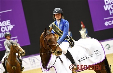Irsk sejr i FEI Jumping Ponies Trophy (video)