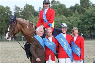 FEI offentliggør ny hovedsponser for Nations Cup