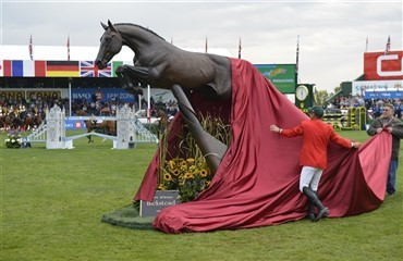 Spruce Meadows hylder Hickstead