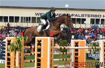 Irland vinder Nations Cup i Hickstead